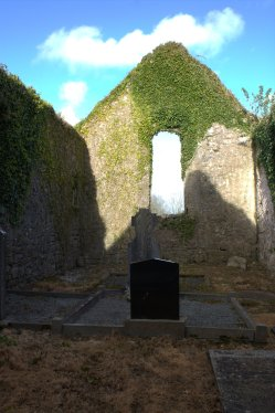 07. Clooney Church, Co. Clare