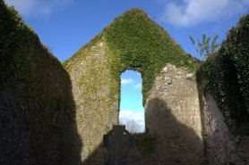 08. Clooney Church, Co. Clare