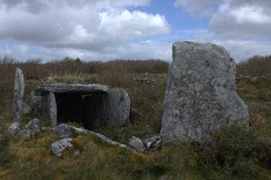 11. Creevagh Wedge Tomb, Co. Clare