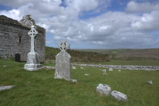 04. Carran Church, Co. Clare