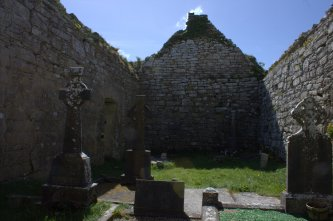 10. Carran Church, Co. Clare