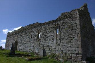 12. Carran Church, Co. Clare