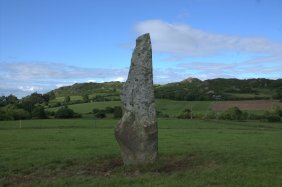 01. Ballymote Standing Stone, Co. Waterford
