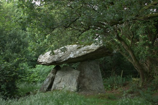 01. Gaulstown Portal Tomb, Co. Waterford