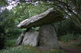 02. Gaulstown Portal Tomb, Co. Waterford