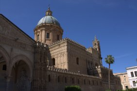 03. Palermo Cathedral, Sicily, Italy
