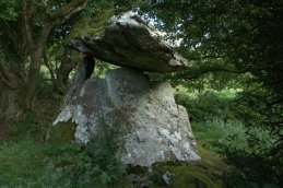 05. Gaulstown Portal Tomb, Co. Waterford