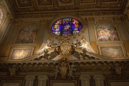 08. Basilica di Santa Maria Maggiore, Rome, Italy