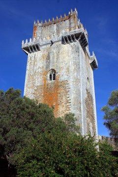 37. Beja Castle, Portugal