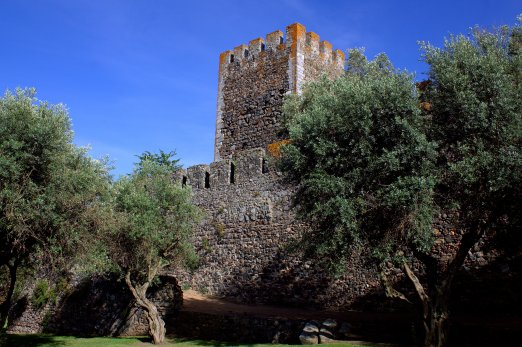 40. Beja Castle, Portugal