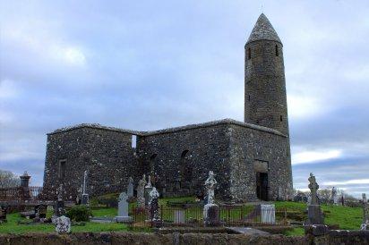 01. Turlough Abbey & Round Tower, Mayo, Ireland