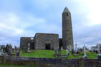 02. Turlough Abbey & Round Tower, Mayo, Ireland