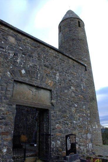 03. Turlough Abbey & Round Tower, Mayo, Ireland