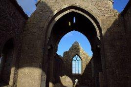 05. Clare Abbey, Clare, Ireland