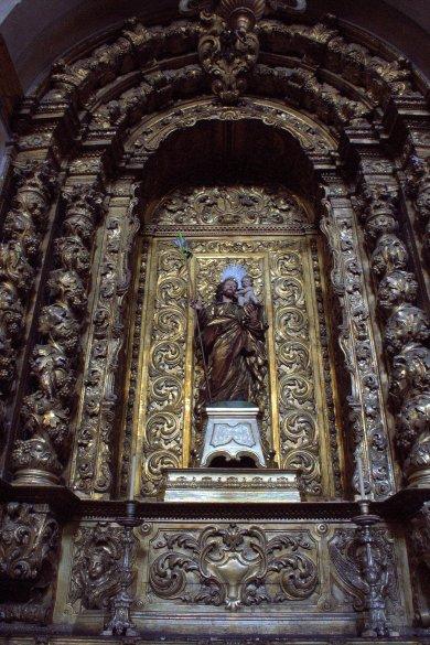08. Church of Santa Catarina, Lisbon, Portugal